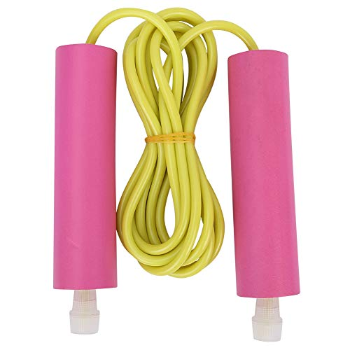 Pangding Springseil, 5 Stücke Einstellbare PVC Material Kinder Kinder Springseil mit Schaum Griff Fitness Trainingsgeräte