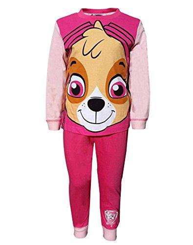 Patrouille Auf Kostüm Kind - Mädchen Paw Patrol Skye Kostüm Neuheit Pyjama 5-6 Jahre