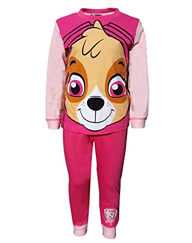 Mädchen Paw Patrol Skye Kostüm Neuheit Pyjama 5-6 - Kind Auf Patrouille Kostüm