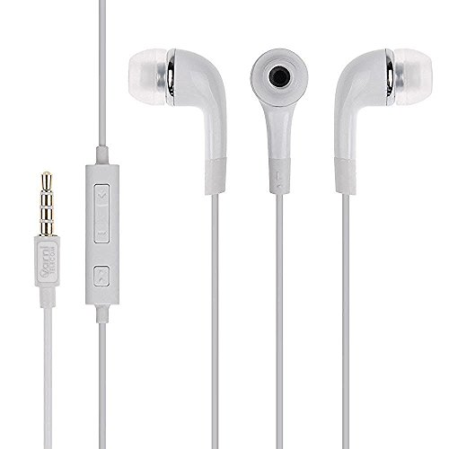 Original EarPhones Headset WIth Mic, 3.5mm Jack And Music Equalizer For All Samsung Galaxy Smartphones,High Quality Wired Headset,Premium Bass Earphones For Samsung Galaxy Mobiles, High Deep Stereo Bass Supports All Samsung SmartPhones Like Samsung Note Series, Samsung Grand Series, Samsung J Series , Samsung A Series  available at amazon for Rs.249