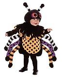 Horror-Shop Disfraz De Niño Pequeño De La Araña S