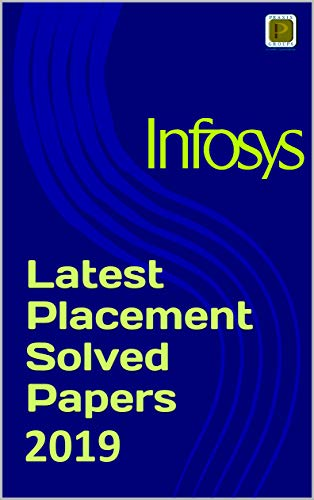 Infosys Previous Placement Papers With Answers Pdf
