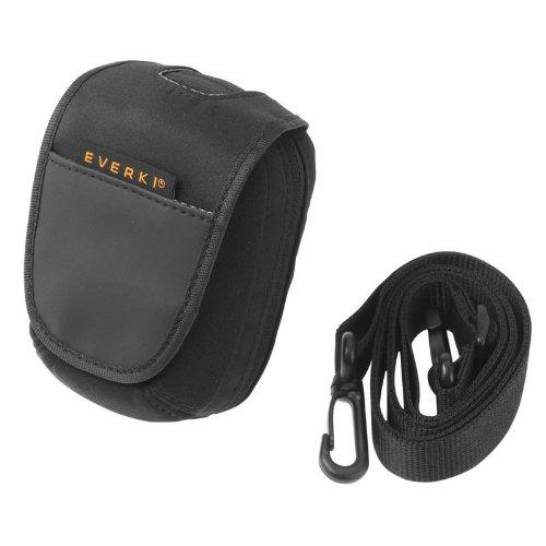 everki-95328-camera-compacte-avec-etui-housse-anti-pluie-noir