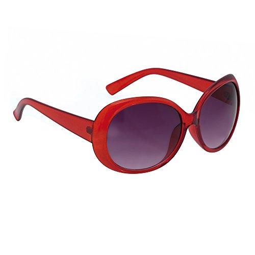 eBuyGB Unisexe 1259505 Ladies Sunglasses-Oversized Ronde Ovale Lunettes  Shades-Posh Style b82082498b64