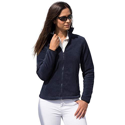 41WnNzSFKgL. SS500  - Outdoor Look Womens/Ladies Ossa Fashion Fit Zip Fleece Top