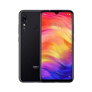 Especificaciones:  Marca:  Xiaomi   Nombre del modelo:  Redmi Note 7   Año de fabricación:  2019   Capacidad de RAM:  3 GB   Capacidad de memoria:  32 GB   Fabricante del procesador:  Snapdragon 660   Velocidad del procesador:  2.2GHz   Tipo de cone...