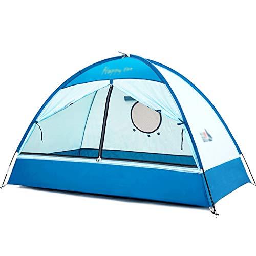 Lw outdoor Kuppelzelte Tragbare Kinder Zelt Cartoon Tier Kinder Spielhaus Im Freien Innen 180 * 100 * 105 cm (Farbe : A)