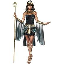 Disfraz de diosa egipcia mujer M
