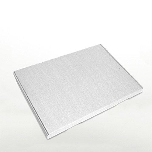 100 x Großbriefkartons 350 x 250 x 20 mm Weiss - Marken-Qualität von OfficeKing® 100 Gb Cd