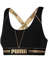 Puma Women - Soutien-gorge de tous les jours - Femme noir noir