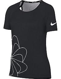 cf765c9f1 Nike Le Haut de Running graphique à Manches Courtes Camiseta