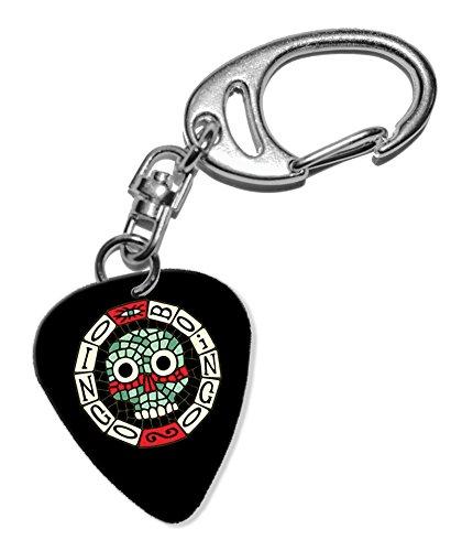 Oingo Boingo Gitarre Plektrum Keyring Schlüsselanhänger (F1)