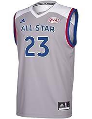 Lebron James Cleveland Cavaliers Adidas 2017 NBA All Star Replica Jersey