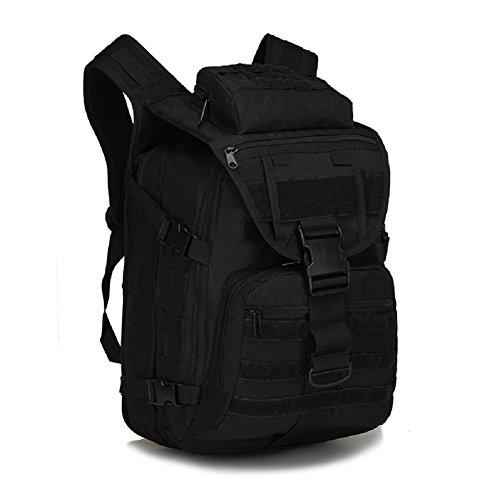 Z&N Backpack Tifosi militari pacco tattico di attacco tattico zainetto alpinista impermeabile all'aperto sacco di spada adatto per campeggio tattiche turismo attacco arrampicata su roccia uomini e don H