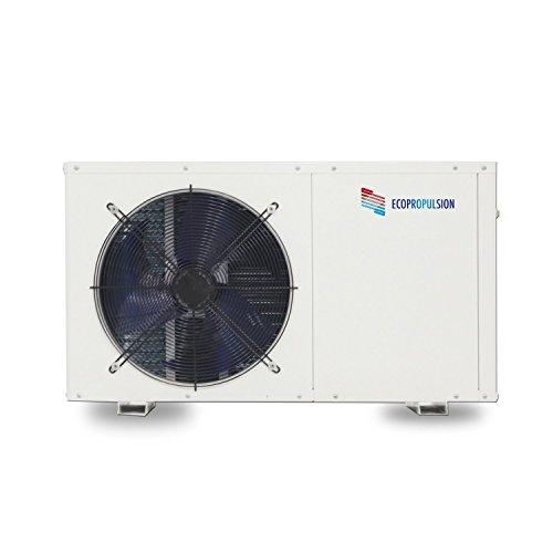 Luft Wasser Wärmepumpe von ECOPROPULSION Luftwärmepumpen für zu Hause, Wärmepumpen für zu Hause, luft wasser wärmepumpe heizung HWH-0980XT-IH 12.0Kw/220-240V code 6012