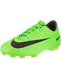 new style f20da 7cd65 Nike Mercurial Victory VI Fg, Scarpe da Calcio Unisex – Bambini