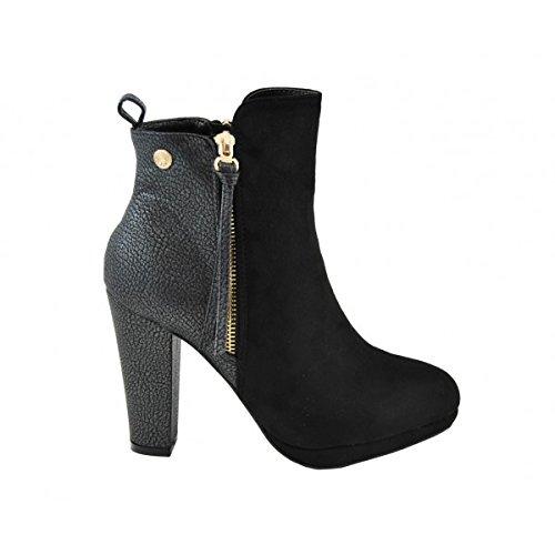 Chika 10, Stivali donna nero Size: 37