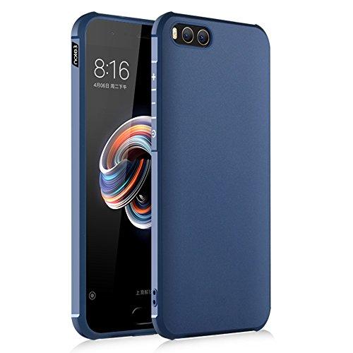 SMTR Xiaomi Mi Note 3 Funda Silicona, Xiaomi Mi Note 3 Funda Gel Suave TPU Case - Carcasa Resistente a los Arañazos para Xiaomi Mi Note 3 -Azul