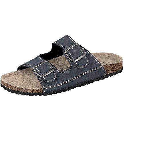 Muli L'uomo Della Marina 802 Pantofole Indaco 174001000 Uwq1H60g