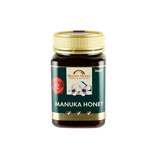 Miel Manuka Honey Nelson Active 30+ 500g