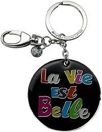 Caroline Lisfranc - Porte-clé La vie est belle