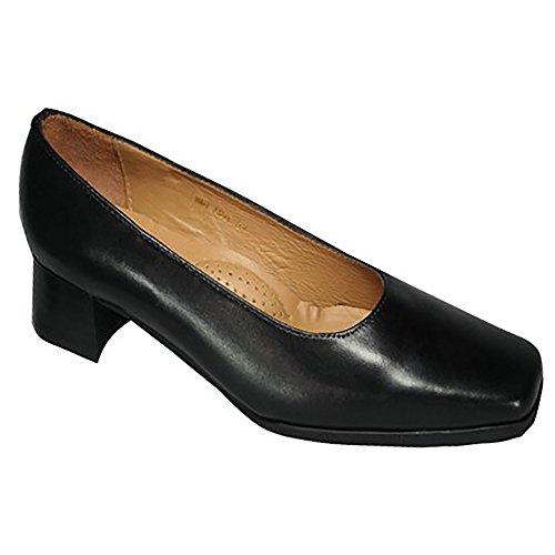 Amblers Walford - Escarpins en cuir - Femme Noir