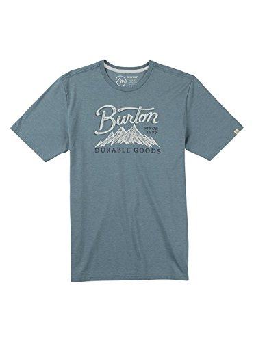 burton-front-range-short-sleeve-t-shirt-large-indigo-heather