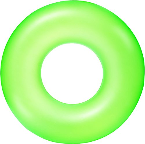 Bestway Schwimmring Frosted Neon, 91 cm