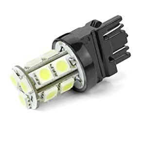 T25-3157 5050 SMD LED blanc lampe ampoule spot voiture véhicule neuf 12V 1.2W