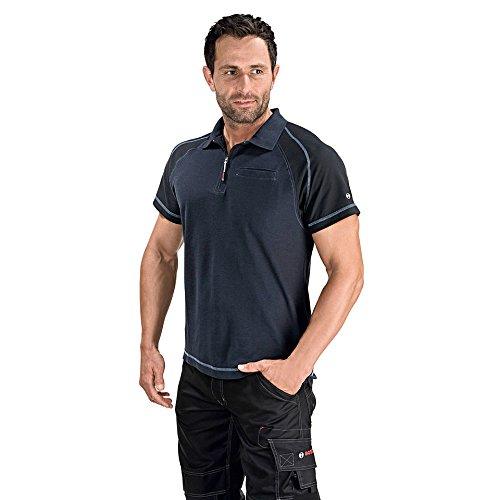 Bosch Arbeitsshirt, groß XL, farblos, XL, WPSI 010 Polo-Shirt Gr.XL