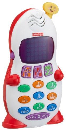 Mattel Fisher-Price G2830-0 - Lernspaß Telefon