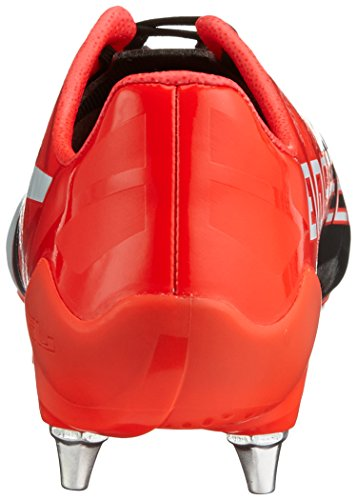 Puma Men s Evospeed SL-S II Mx SG Football Boots   Black White-Red Blast 01   7 UK