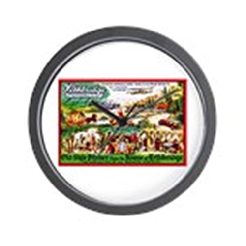 cafepress-canada-beer-label-15-unique-decorative-10-wall-clock