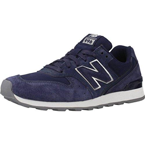 Calzado deportivo para mujer, color Azul , marca NEW BALANCE, modelo C