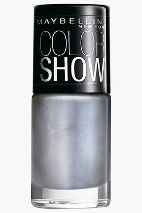 Maybelline Color Show Nail Color Silver Linings