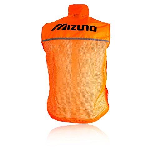 Mizuno Corsa Gilet Orange