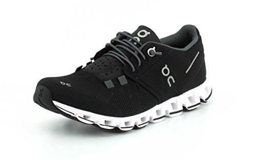 On Running Cloud W Black Black White Black