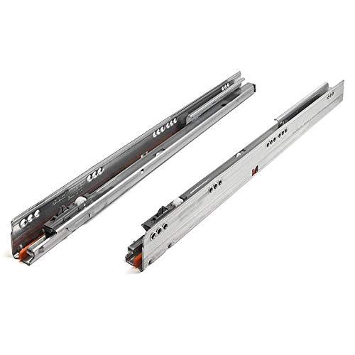 SO-TECH® 1 Paar Tandembox Korpusschienen 559 mit Blumotion Tragkraft 50 kg/Nennlänge 500 mm
