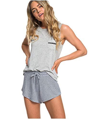 Roxy Forbidden Summer Stripe - Sweat Shorts for Women - Sweat-Shorts - Frauen -