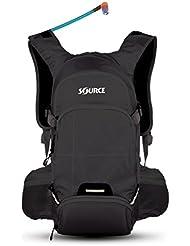 SOURCE Ride Backpack 15 L Black 2016 Rucksack