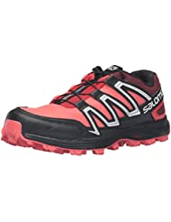 Salomon L39063600, Sneakers trail-running femme