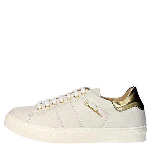 Braccialini B7 Sneakers Donna Pelle BEIGE BEIGE 40