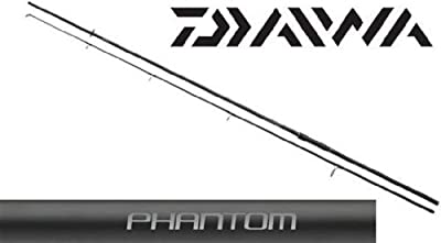 New Daiwa Phantom Carp Fishing Rod 12' 2 Section 3lb Test Curve Phc2300-ad from Daiwa