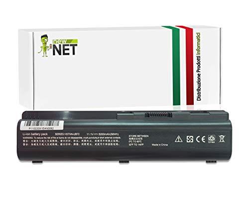 1044nr Akku (New Net Notebook-Akku für HP Pavilion HD-X16-1044NR HD-X16-1050 HD-X16-1050EE HD-X16-1050EF HD-X16-1050ET HD-X16-1050EV HD-X16-1056 HD-X16-1056CA HD-X16-1060 HD-X16-1060ED)