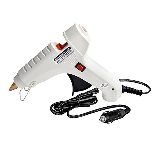 60W 12V Pistolet à Colle Chaude Super PDR Outils Kit de Réparation, Kit Carrosserie et Débosselage Sans Peinture Paintless Dent pour DIY et Réparation