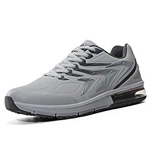 AX BOXING Herren Sportschuhe Laufschuhe Sneaker Atmungsaktiv Leichte Wanderschuhe Trainers Schuhe Größe 40-46
