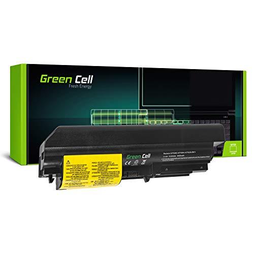 Green Cell Standard Serie 42T5225 Laptop Akku für Lenovo IBM ThinkPad T61 T400 R61 R61i R400 (6 Zellen 4400mAh 10.8V Schwarz) (Akku Für Lenovo T61 Laptop)