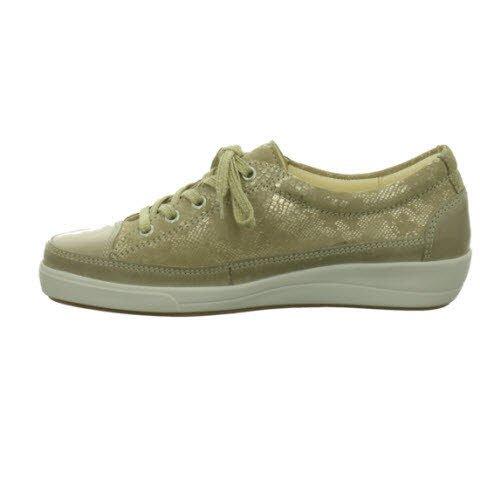 Christian Dietz  Locarno - H+, Chaussures de ville à lacets pour femme 04°düne/beige-gold