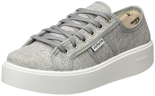 Victoria Chandal, Baskets Basses Mixte Adulte Gris (Gris)
