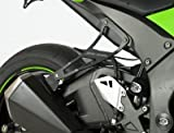 Patte De Fixation Silencieux R&G Racing Noir Kawasaki Zx-10R